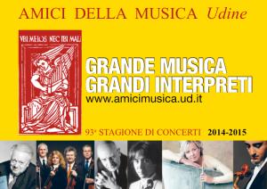 Udine concert series